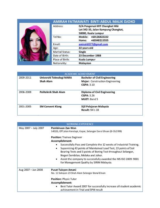 Resume Writing Sample Malaysia Nvq Coursework Help Essay Money