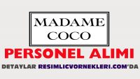 Madame Coco İş Başvurusu