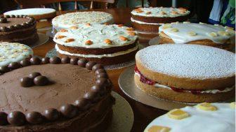 Evde Pasta Yapıp Satın