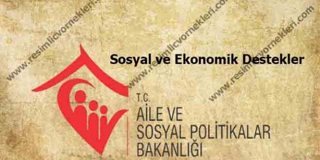 Sosyal ve Ekonomik Destekler