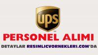 UPS İş Başvurusu