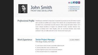 CV de kişisel özellikler