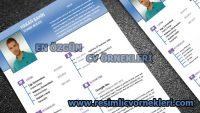 Etkili CV Hazırlama – Yeni Cv Örneğimiz
